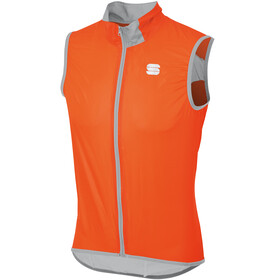 Sportful Hot Pack Easylight Gilet Uomo, orange sdr